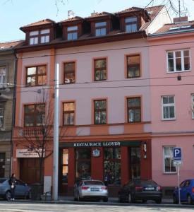 Sídlo První moravské brokerské společnosti